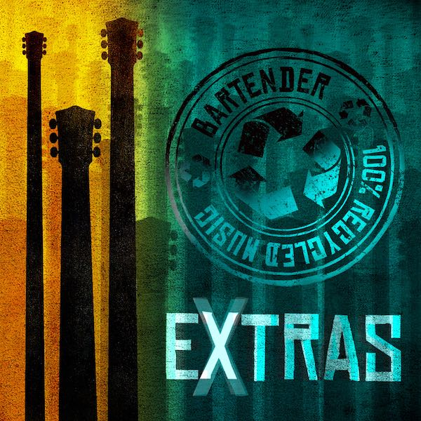 "Esce ""100% Recycled Music Extras"". In download e in streaming il nuovo Ep dei Bartender"