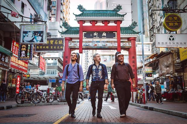 I Bartender rientrano in Italia, dopo la tournée ad Hong Kong