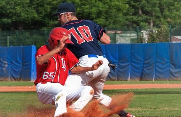 Baseball, gli Arieti viterbesi battono nettamente i Lupi Roma
