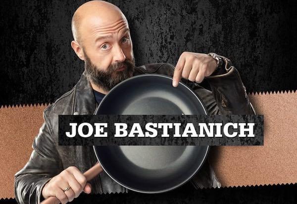 """Sfida ai fornelli davanti al giudice di """"MasterChef"""" Joe Bastianich"""