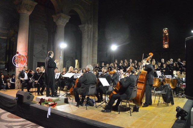 EtruriaEnsemble, omaggio in musica. Tra acqua, fuoco e storia