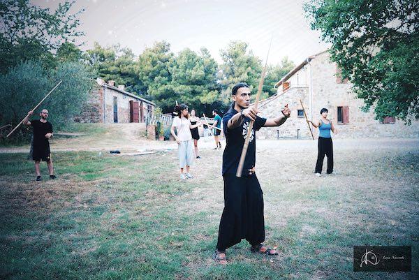 Luna Nascente propone il progetto di studio del bastone cinese