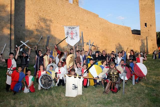 Ludika1243: fatta la storia, vincono i Guelfi
