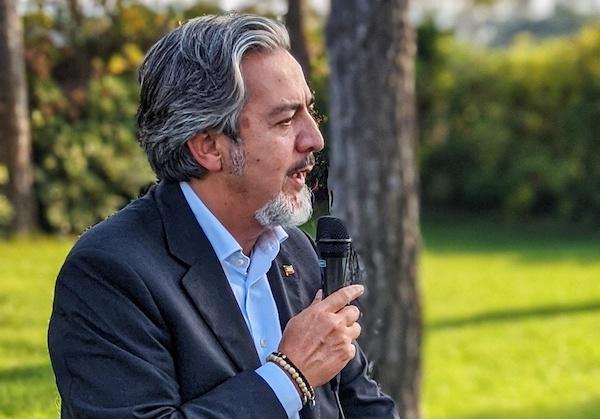 Patuanelli (Mise) risponde a Battistoni  (Forza Italia) sulla geotermia