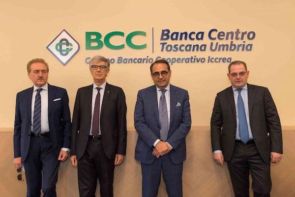 """Banca Centro Toscana Umbria compie un anno. """"Bilancio positivo, solidità e sostegno nell'emergenza"""""""