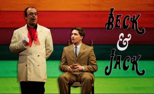 """Beck & Jack al Santa Cristina. Va in scena """"Un sorriso in beneficenza"""""""