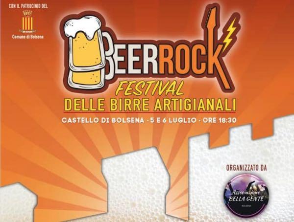"""""""Beerrock"""". Nel Quartiere Medievale arriva il festival delle birre artigianali"""