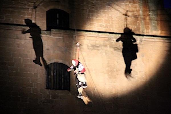 La Befana dei Vigili del Fuoco trasloca in Piazza del Popolo