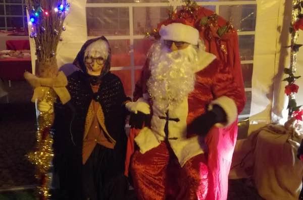"""La Befana chiude i festeggiamenti del """"Magico Natale"""""""