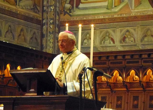 Nelle Vicarie della Diocesi si celebra la Veglia di Pentecoste