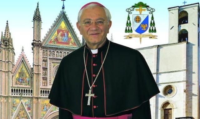 Il vescovo Benedetto Tuzia visita la Vicaria della Beata Vanna
