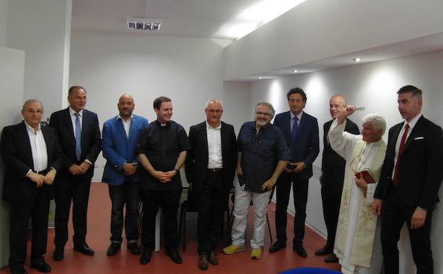 Inaugurata la nuova sede della Cna Umbria dell'Orvietano