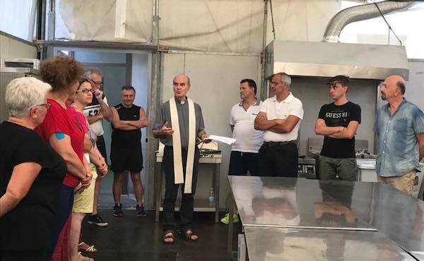 """Benedette cucine e volontari, via alla 42esima """"Sagra degli Gnocchi"""""""
