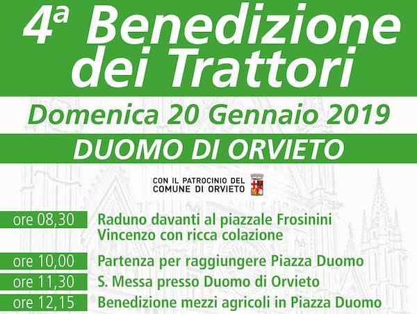 La 4° Benedizione dei Trattori è pronta a raggiungere Piazza Duomo