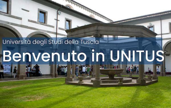 Open day virtuale all'Università degli Studi della Tuscia