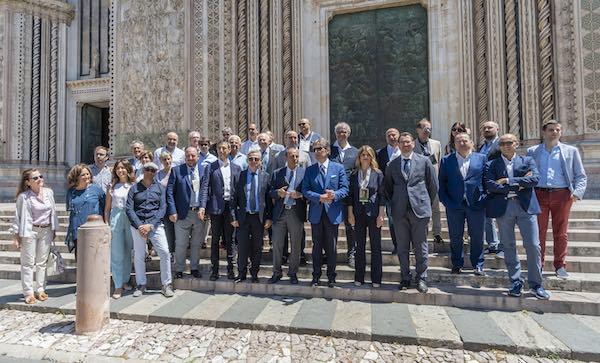 """Grande successo per """"Benvenuto Orvieto diVino"""". Oltre 2000 persone al Pozzo di San Patrizio"""