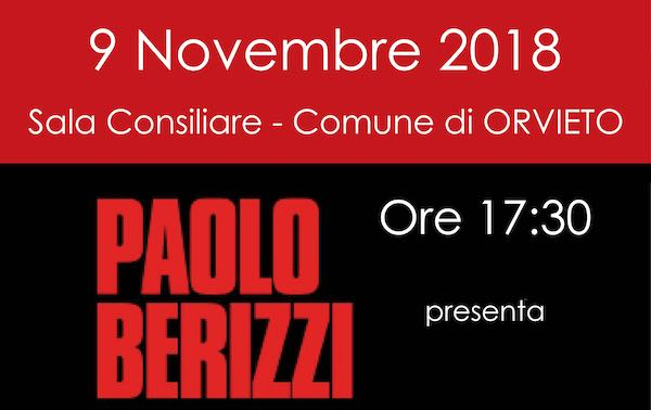 """Paolo Berizzi presenta """"NazItalia. Viaggio in un Paese che si è riscoperto fascista"""""""