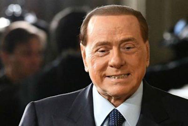 Verso le Regionali, Silvio Berlusconi fa tappa a Todi