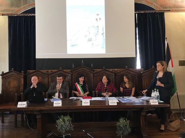 """Orvieto al forum delle città gemellate con Betlemme. """"Rafforzare la cooperazione per costruire la pace"""""""