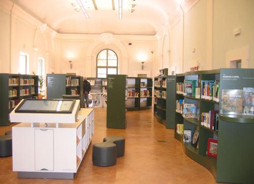 """Approvato il progetto preliminare per i lavori di completamento della Biblioteca """"Luigi Fumi"""""""