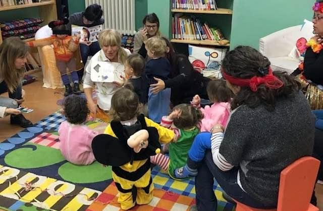 """In biblioteca comunale spazi per letture bambini. Dedicato a """"II viaggio"""" l'appuntamento con """"Librarsi"""""""