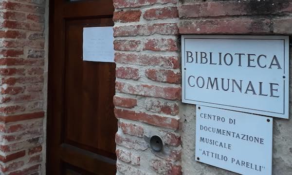 In arrivo dal Mibact 5.000 euro per la Biblioteca Comunale
