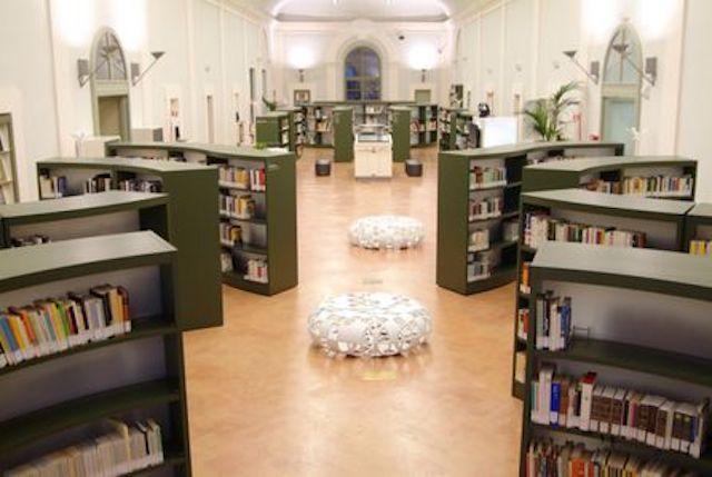 La Biblioteca resta chiusa al pubblico dal 14 al 25 agosto