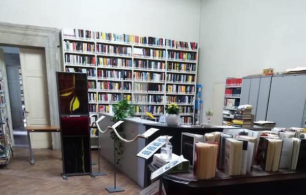 Messi in sicurezza i locali, Città della Pieve riapre regolarmente la Biblioteca