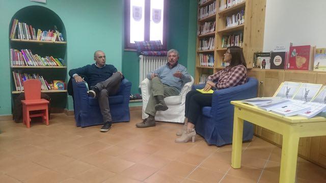 """""""Inseguendo le storie"""" la biblioteca comunale di Guardea apre la nuova stagione"""