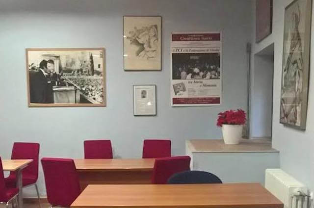 """Apre al pubblico la Biblioteca della Fondazione """"Gualtiero Sarti"""""""
