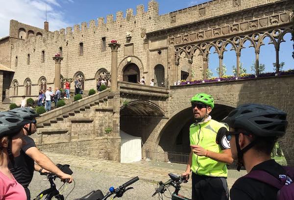 """In bici alla scoperta della Tuscia. Alla Bit si presenta """"Gift. Il Giardino Segreto"""""""