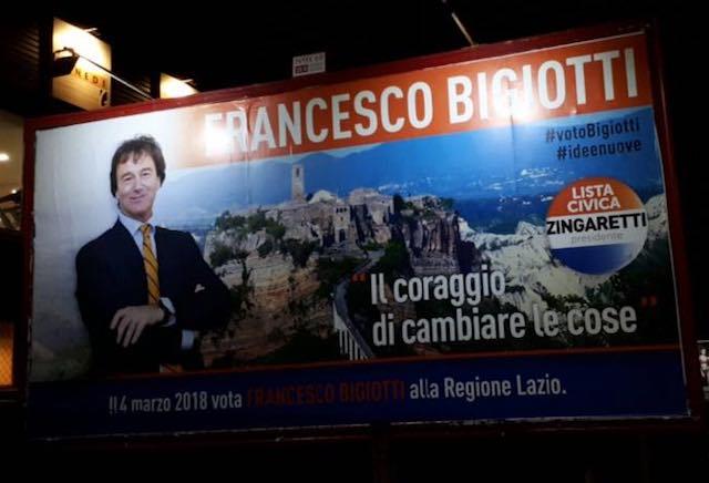 Regionali 2018, parte il viaggio di Bigiotti attraverso borghi e bellezze della Tuscia
