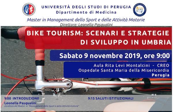 """""""Bike tourism: scenari e strategie di sviluppo in Umbria"""""""