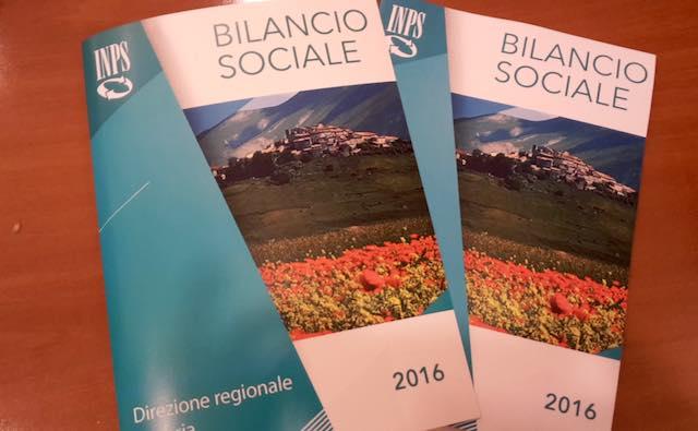 Umbria tra luci e ombre, l'Inps presenta il Bilancio sociale 2016. Urge un nuovo modello di sviluppo
