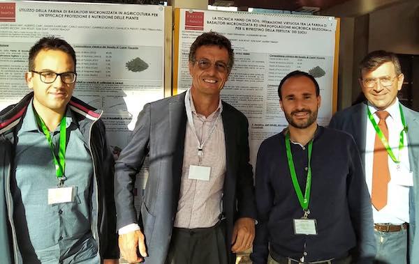 Basalti Orvieto partecipa con la Farina di Basalto al 2° Workshop Nazionale sui biostimolanti