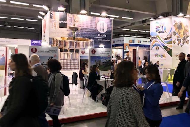 L'Umbria vola alla Borsa Italiana del Turismo di Milano