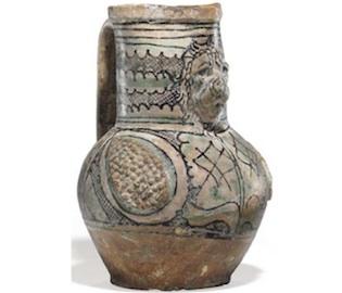 Il ritorno di un �coccio' orvietano. Uno spiraglio per ripensare nelle giuste prospettive il tema delle ceramiche orvietane?
