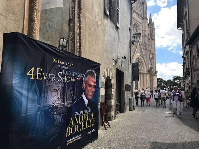 """Orvieto4Ever, arriva la bacchettata degli albergatori: """"Serve un atteggiamento diverso"""""""