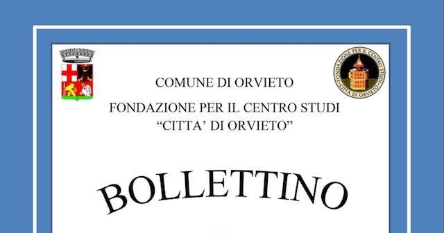 Si presenta il Bollettino sulla situazione economica e sociale dell'Orvietano