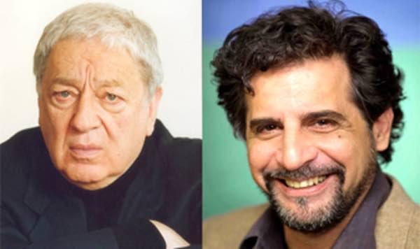 """Paolo Bonacelli e Edoardo Siravo in """"Troiane"""" di Seneca"""