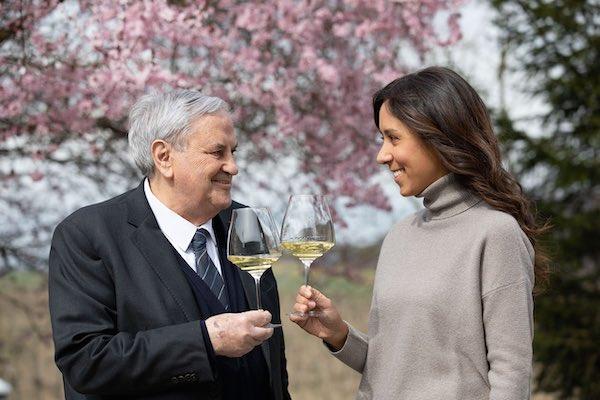Quando la grappa diventa vino. Argillae e l'avventura imprenditoriale della Famiglia Bonollo