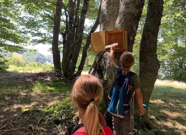 """Incontro informativo sui """"Boods"""" per la diffusione dei libri nei boschi"""