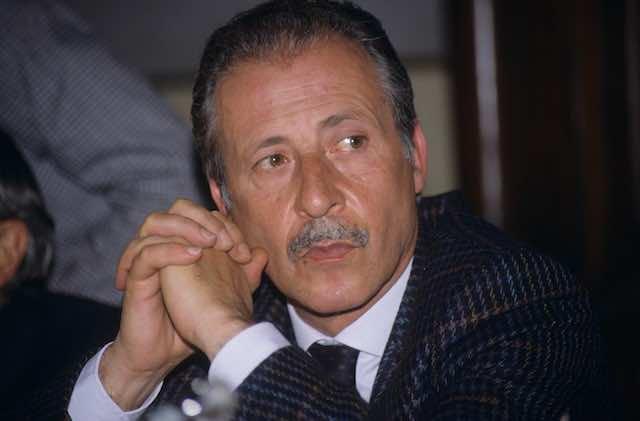 In Consiglio Comunale, il ricordo di Paolo Borsellino