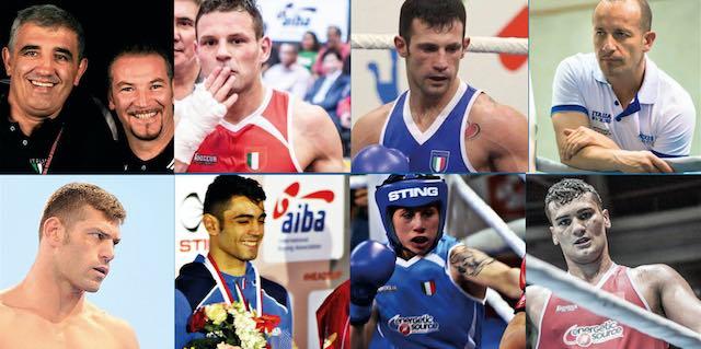 Pugilato, presentazione umbra per la squadra olimpica di Rio 2016