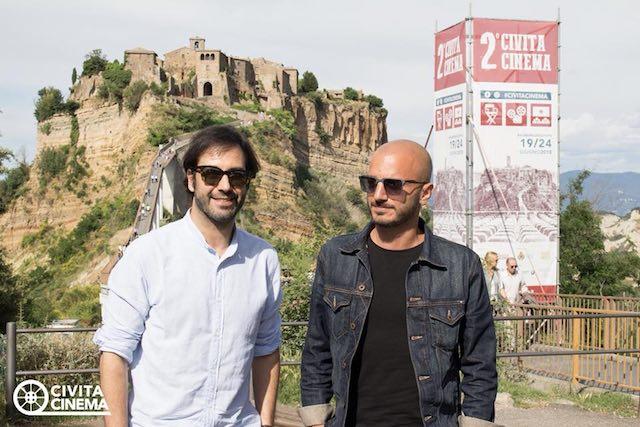 """Nicolas Vaporidis, Matteo Branciamore ed Edoardo Leo chiudono """"Civita Cinema 2018"""""""