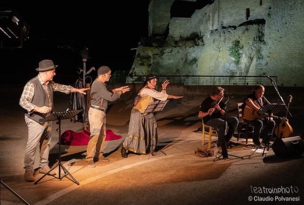 La rassegna Teatrinsieme fa tappa a Castiglione in Teverina