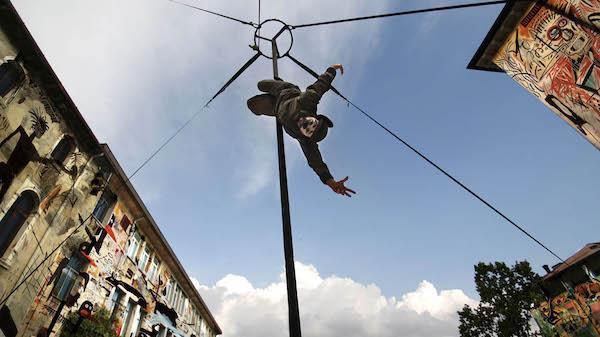 """""""Teverina Buskers 2020"""", una finestra sul circo contemporaneo e l'arte di strada"""
