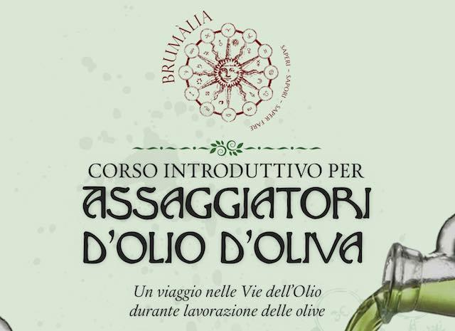 """""""Corso introduttivo per assaggiatori di olio di oliva"""", ecco le tappe del viaggio"""
