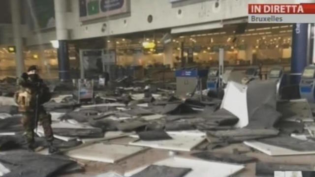 """Orvietani a Bruxelles, """"stiamo bene"""". Comunicazioni difficili, linee interrotte"""