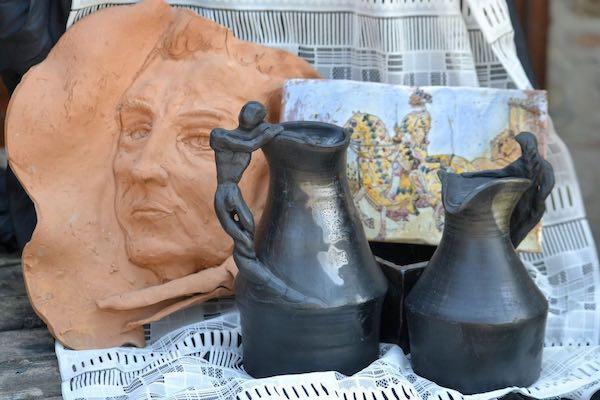 Lucia Roncella, la ceramista che sogna un Museo Dinamico della Terracotta